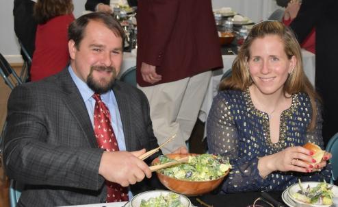 TTL Valentine Dinner & Vet Medal 18-2-14-9532