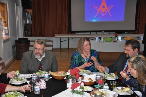TTL Valentine Dinner & Vet Medal 18-2-14-9545